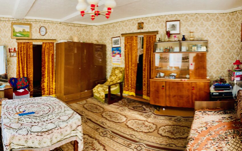 Дом 56 м² на участке 19 сот.