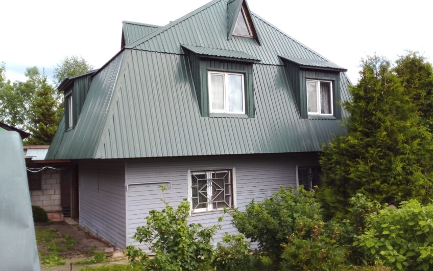 Дом 138 м² на участке 11,5 сот.