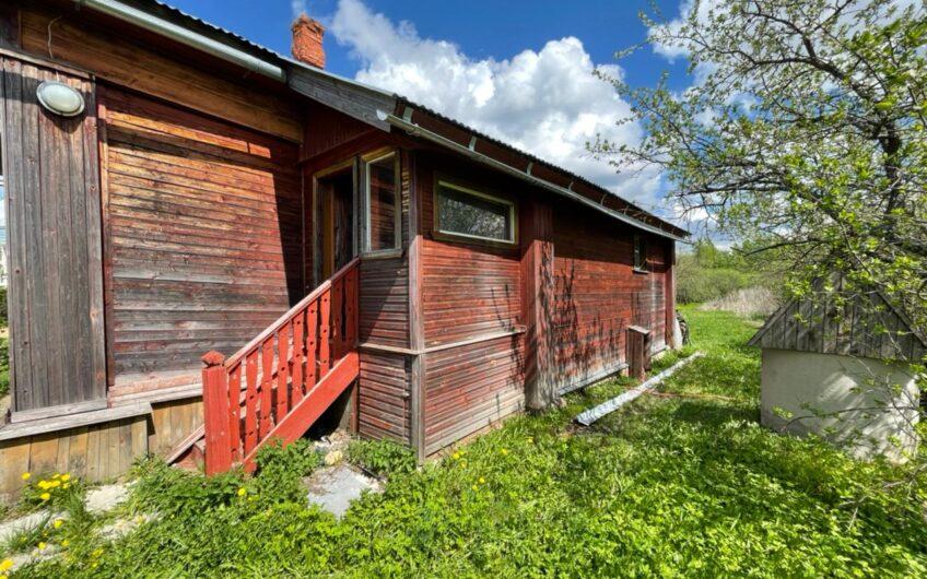 Купи домик в деревне с пропиской.