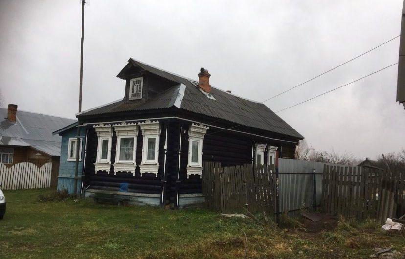 Дом 44м2, участок 36 сток, д. Тюрьвищи, Владимирская область